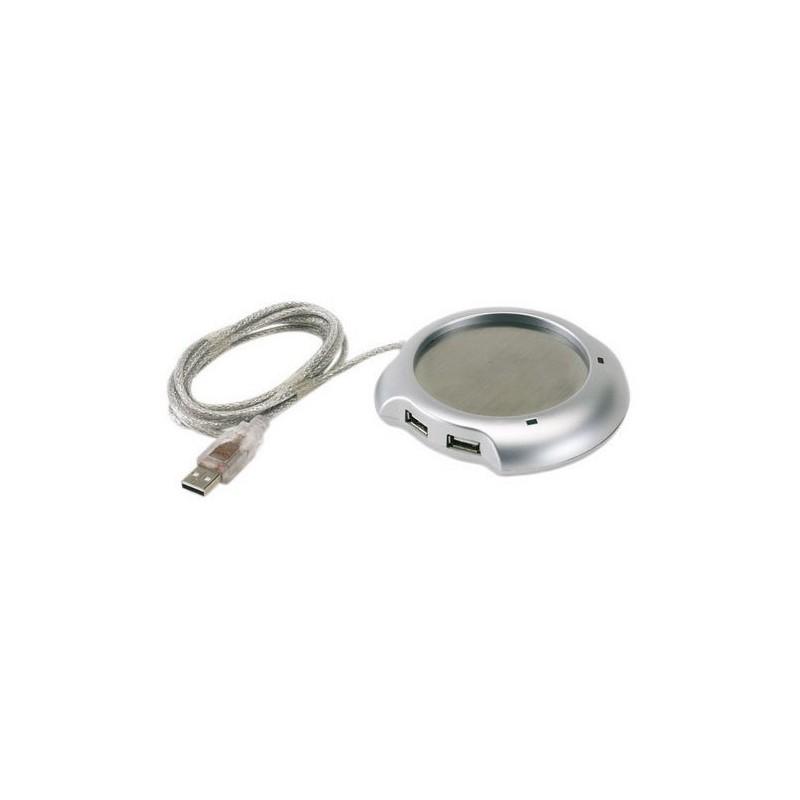 BAZAR: Ohřívač hrnku do USB + USB hub s 4 porty