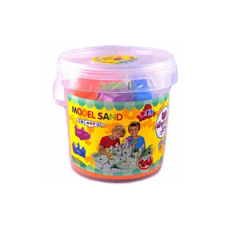Tvarovací hydrofobní písek v kyblíku 0,5 kg