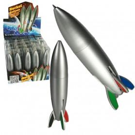 Čtyřbarevná propiska raketa