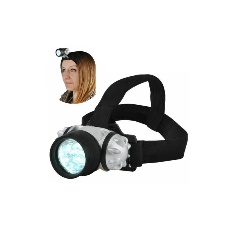 Čelová svítilna 7 LED