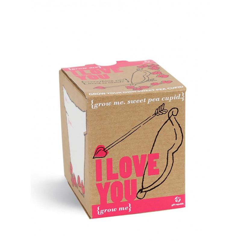 BAZAR: Grow me! Miluji tě