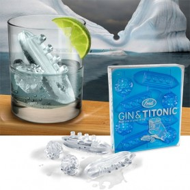 Ledový titanic - originál Fred