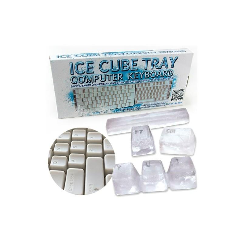 Ledová klávesnice