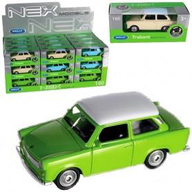 Model auta Trabant 601