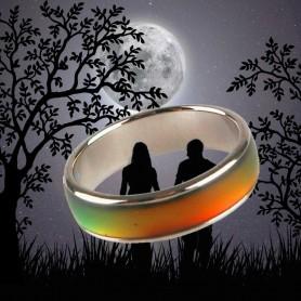 Prsten podle nálady