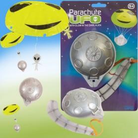 Vystřelovací UFO s padákem