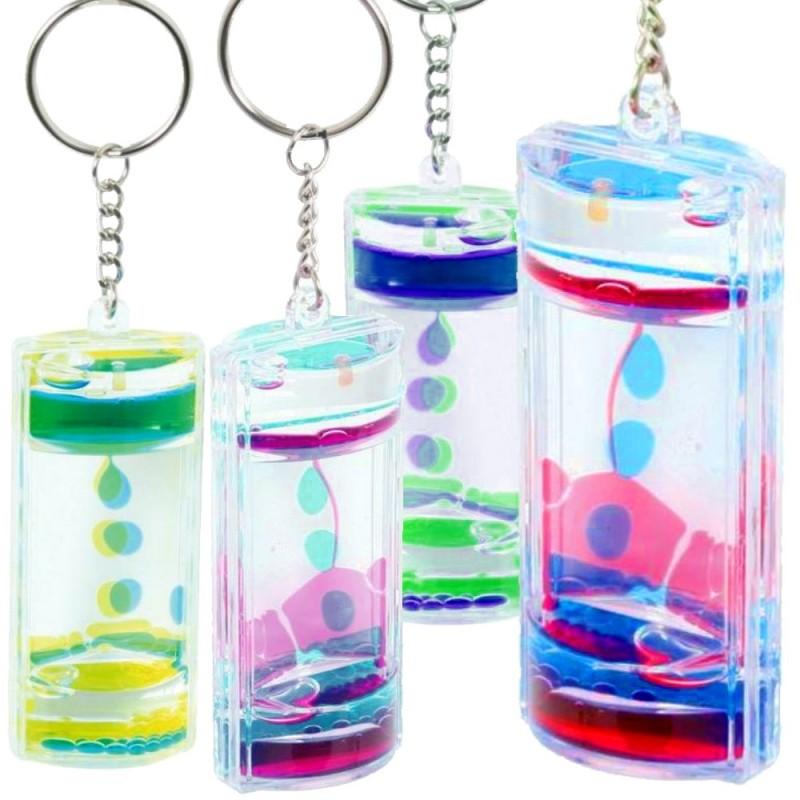 Přívěšek na klíče Bublinková magie