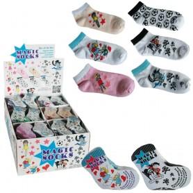 Magické instantní ponožky (vel.27-34)