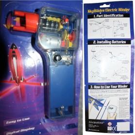SkyBlades příslušenství - elektrický navíječ (odpalovač raketek)