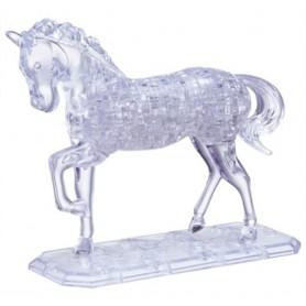 Crystal Puzzle - Kůň (100 dílků)