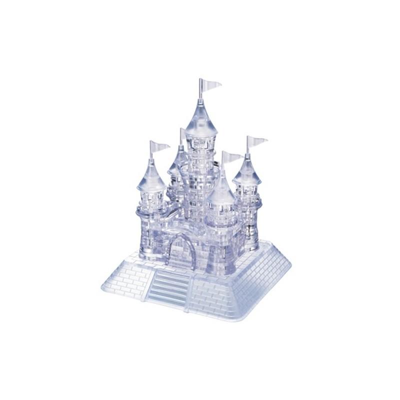 Crystal Puzzle - Hrad (105 dílků)
