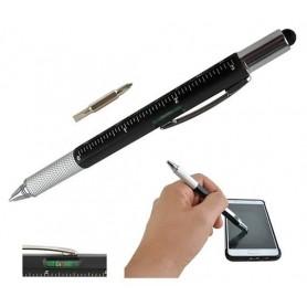 Multifunkční pero pro kutily 6v1