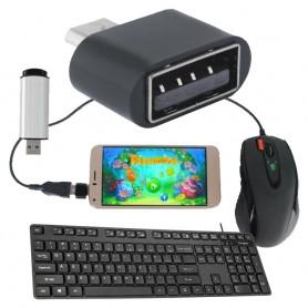 Redukce micro USB na OTG
