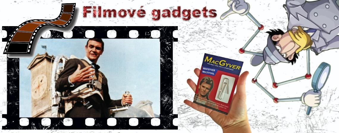 Nejslavnější filmové gadgets, copyright Dalibor Novák