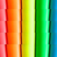 mix zářivé barvy